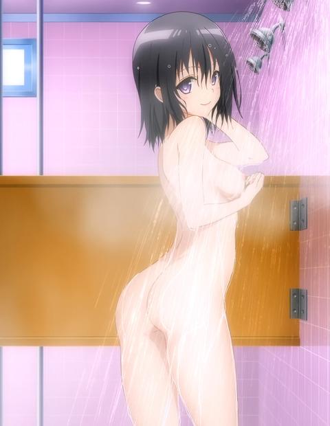 霧崎恭子【シャワーシーン】全裸おっぱい・お尻キャプ画像