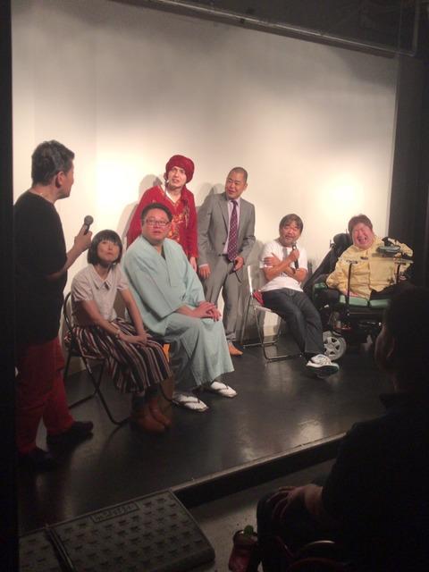 トークでは竜二さんの「ウンコ」話がさらなる盛り上がりを見せた!