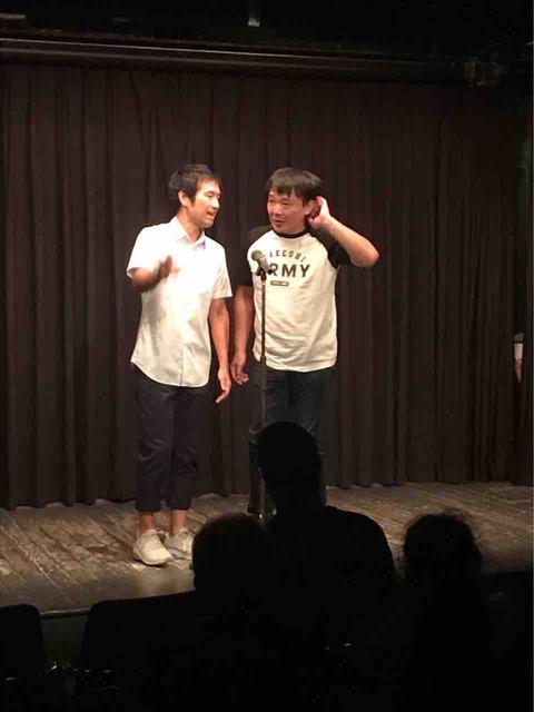 東京ペールワンのお二方のしゃべくり漫才は一度は見るべし!