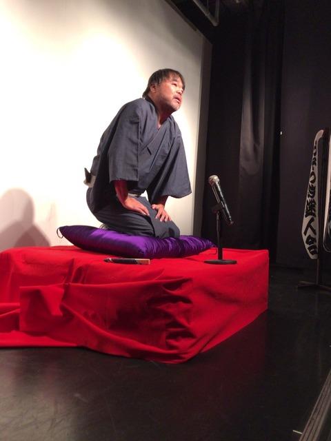 夏目亭透析『元犬』はネタおろしとは思えないクオリティー!