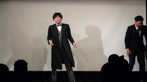 坂本依光さん。『サザザさん』二本立てはキョーレツ過ぎ!