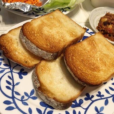 山田錦の米粉パン