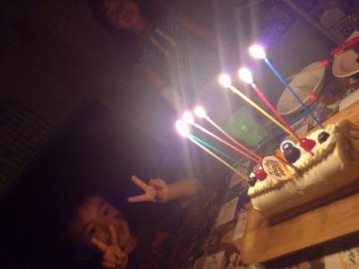 大ちゃんの誕生日♪