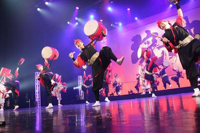 琉神フェスティバル『チカラ2015 in Shizuoka』!!