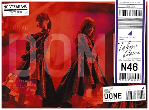 DVD&Blu-ray:乃木坂46