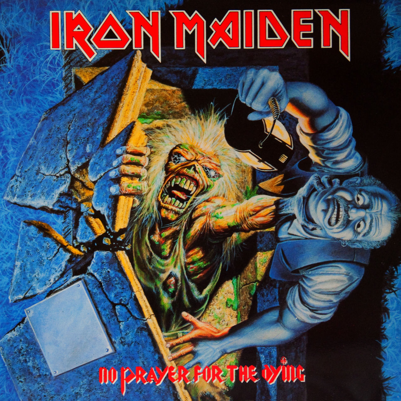 Review】 Iron Maiden No Prayer...
