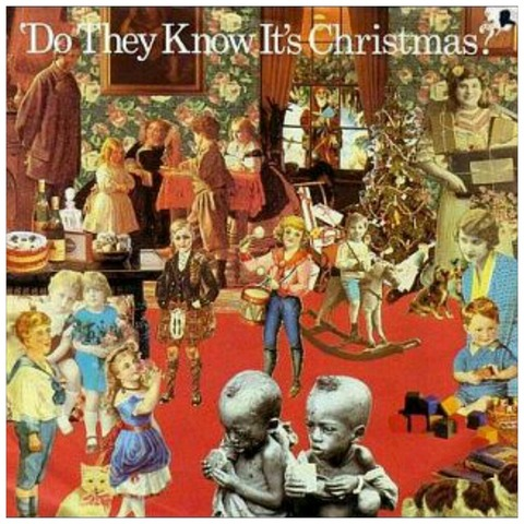 BAND AID 『Do They Know It's Christmas』