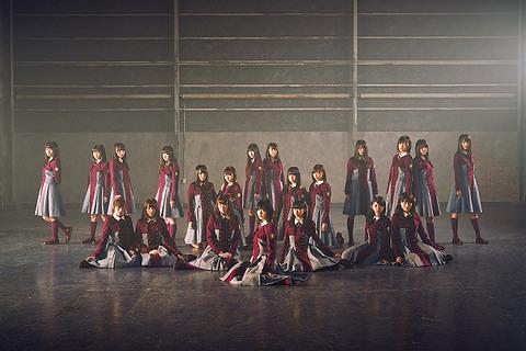 欅坂46(二人セゾンVer)