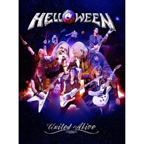 Helloween「UNITED ALIVE」