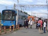 【2路面電車】浜寺にて3