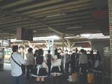 【メイドオフ】阪堺恵美須町駅