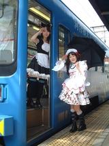 【2路面電車】浜寺にて1