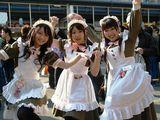 【ストリートフェスタ】メイド 人形2