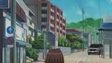 【ハルヒ13話】甲陽園駅前