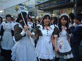 【ストリートフェスタ】メイド 人形
