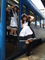 【2路面電車】浜寺にて2