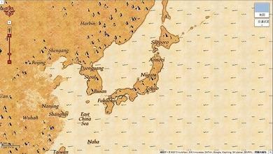 Nippon_Google マップ - 地図検索