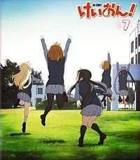 けいおん! 7 (初回限定生産) [Blu-ray]<br>
