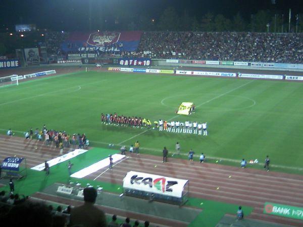 vs横浜FC