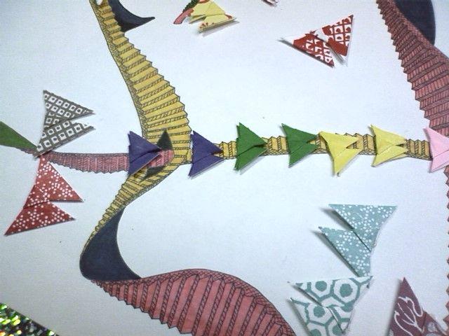 ハート 折り紙 ハート 折り紙 立体 : ... 立体的な折り紙を作ります