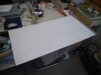 下塗済みの塗り板