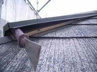 棟包板金内側の板の確認