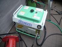 防音型高圧洗浄機
