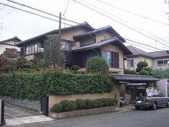 神奈川県川崎市宮前区T邸全景