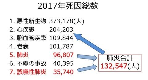 2019.02 死因統計2017