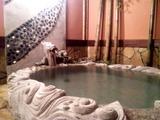 浜膳の部屋風呂1