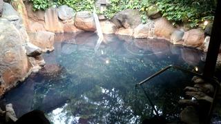 やまの湯露天木霊の湯1