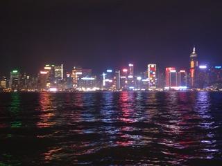 香港の夜景3