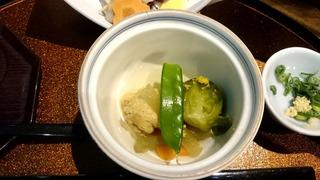 霧島ホテル夕食4