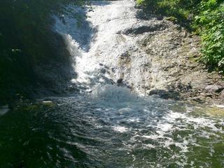 カムイワッカ湯の滝7