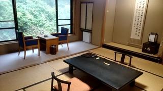 蔦温泉の部屋1