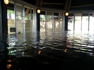 白水温泉瑠璃内湯2