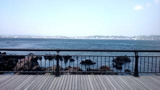 桜島溶岩なぎさ公園3