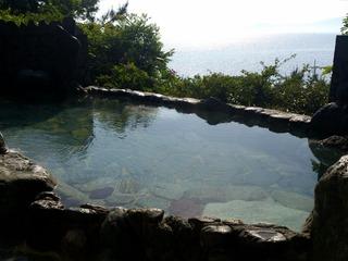 眺望の湯露天2