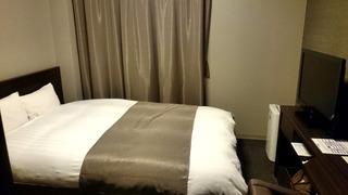 ドーミーイン鹿児島の部屋
