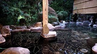 七滝温泉ホテル大露天6