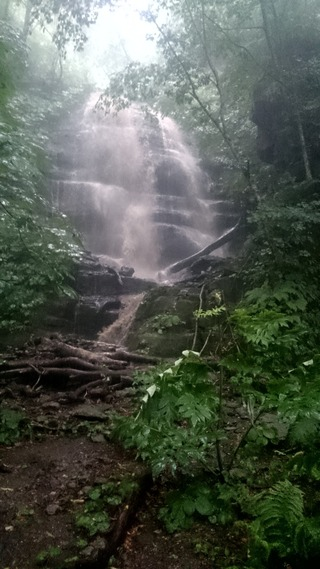 奥入瀬九段の滝2