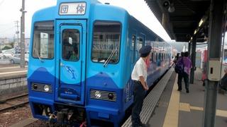 三陸鉄道久慈駅3