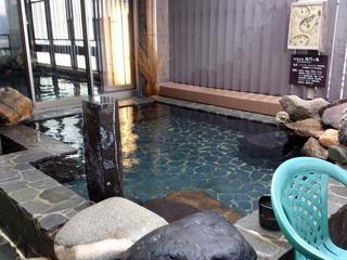 関門の湯露天2