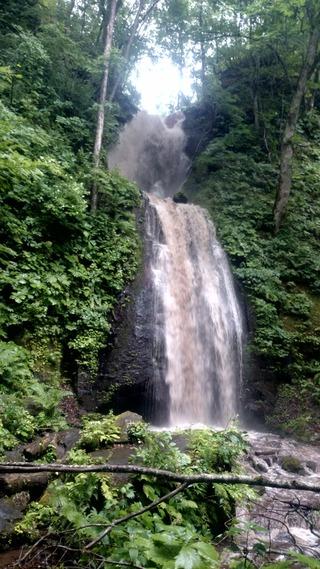 奥入瀬雲井の滝3