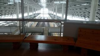 八戸駅構内1