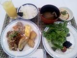ロイヤルホテル朝食