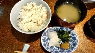 霧島ホテル夕食7