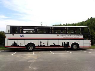 マロウド成田のバス