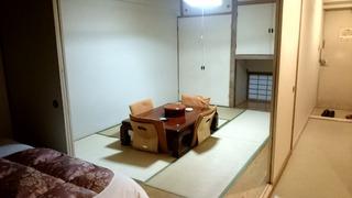 農園ホテルの部屋2