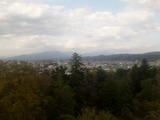 鶴ヶ城からの景色2